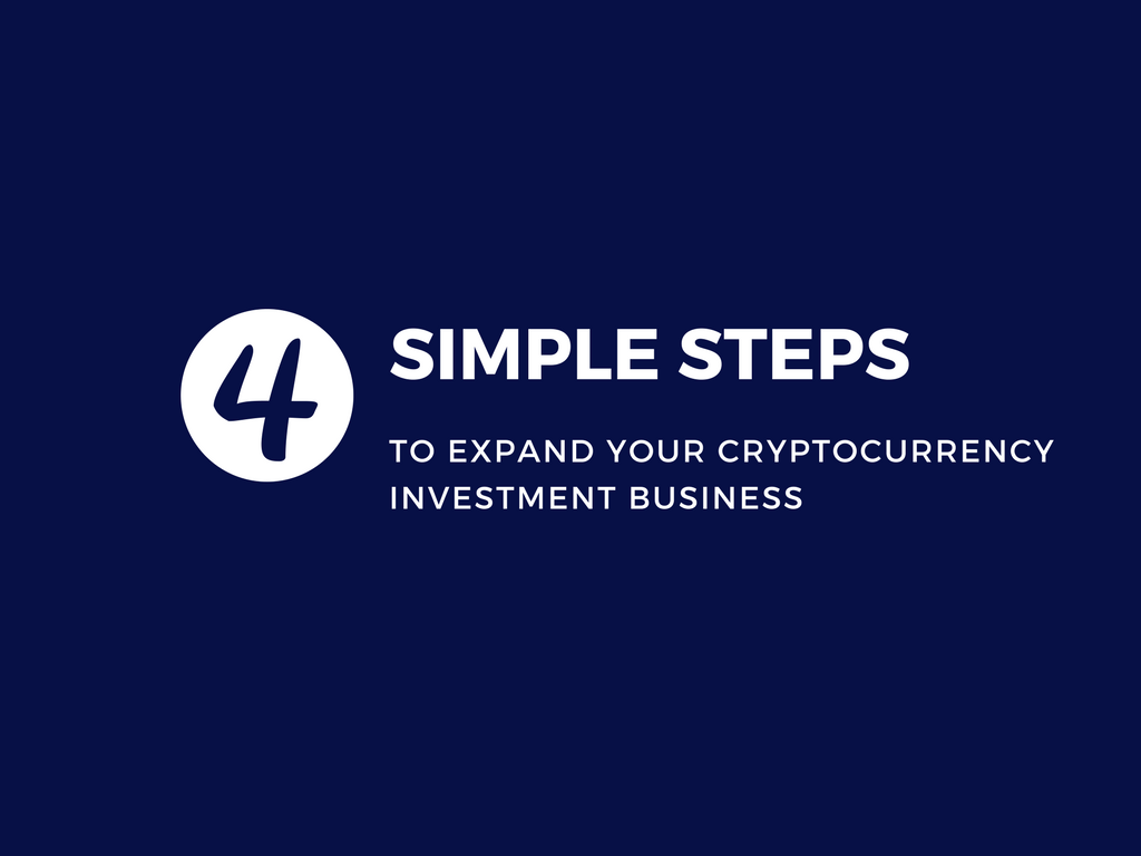 How to expand your cryptocurrency investment business with cryptocurrency investment business software ?