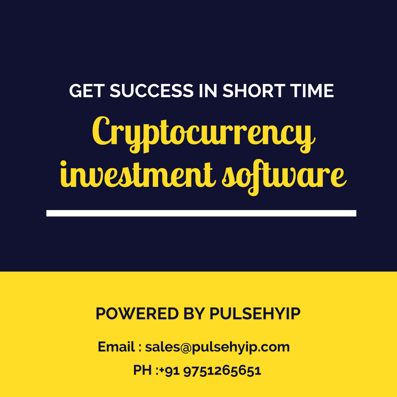 What are the main points you keep in mind while selecting the cryptocurrency investment business solutions ?