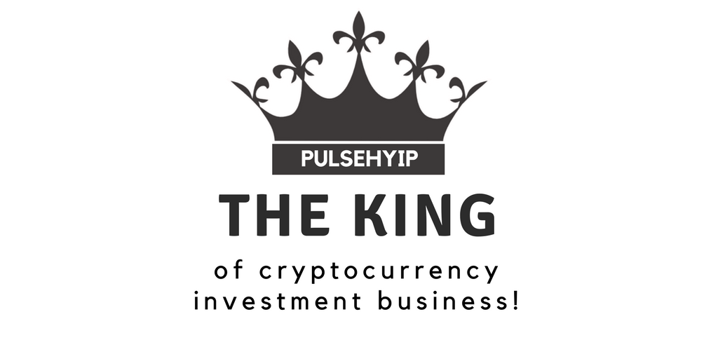 Cryptocurrency Investment software as King of investment Business Model !